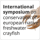 International symposium on conservation of european native freshwater crayfish